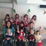 今年最後のクリスマス会☆アヒルクラス。