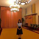 首相公邸へミーティングでお伺いしました。
