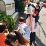 ♡商店街のお散歩とヒヨコクラス♡