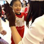 ①クリスマスパーティー(ハイタッチ🤚編)